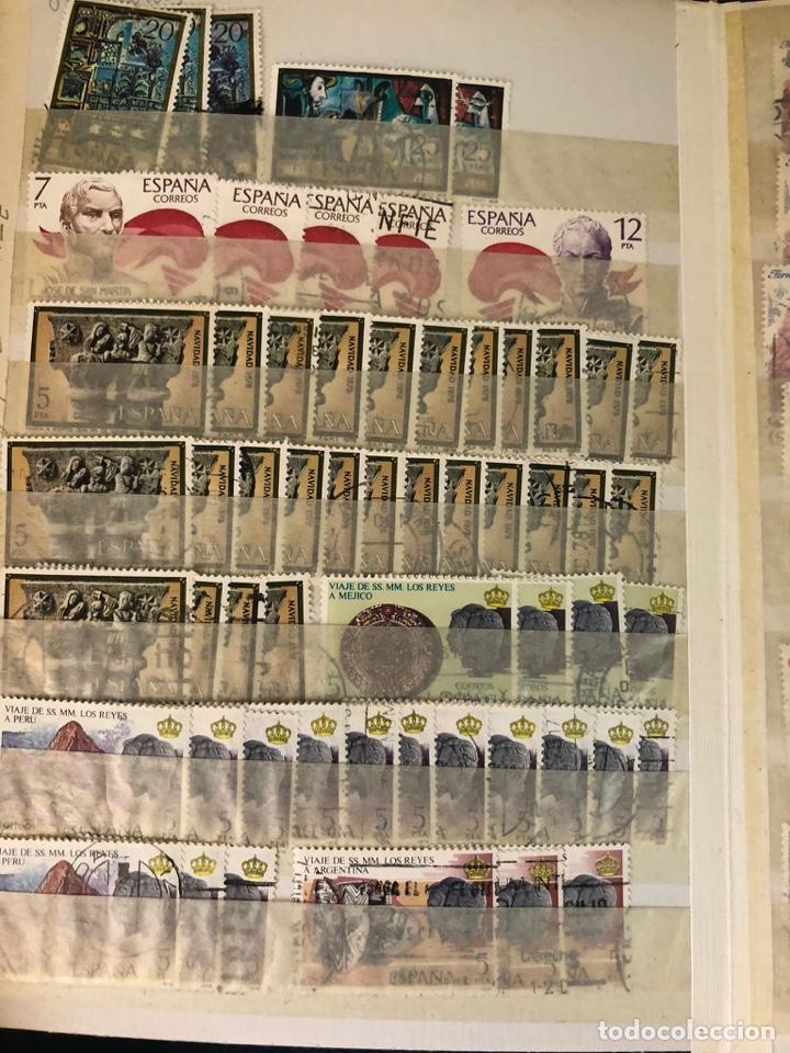 Sellos: Álbum sellos españa desde 1970 a 1978. Ver fotos - Foto 31 - 252956005