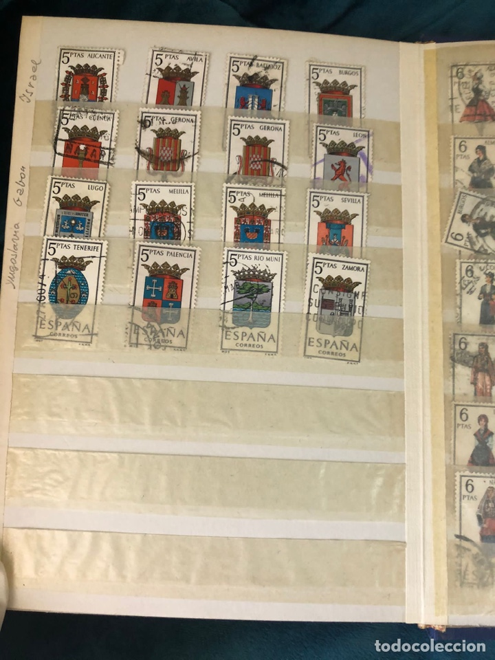 Sellos: Álbum sellos españa desde 1970 a 1978. Ver fotos - Foto 33 - 252956005
