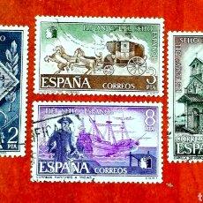 Sellos: ESPAÑA N°2232/35 USADO (FOTOGRAFÍA ESTÁNDAR). Lote 253861800