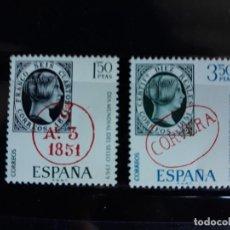 Sellos: SERIE COMPLETA EDIFIL 1922 ** A 1923 ** ESPAÑA 1969. Lote 254087835