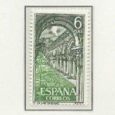Sellos: 1969. ESPAÑA. EDIFIL 1946/48**MNH. YVERT 1603/5. MONASTERIO DE LAS HUELGAS. MONUMENTOS. RELIGIÓN.. Lote 254938950