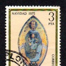 Sellos: RRC EDIFIL 2300 1975 ESPAÑA NAVIDAD *USADO*. Lote 257328505