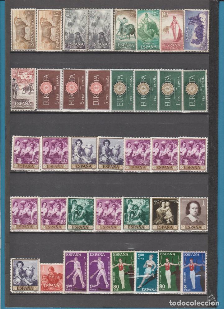ESPAÑA AÑOS 1960/1969. (Sellos - España - II Centenario De 1.950 a 1.975 - Nuevos)