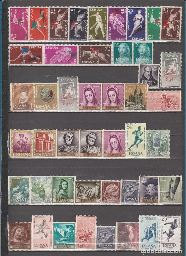 Sellos: ESPAÑA AÑOS 1960/1969. - Foto 2 - 261124725