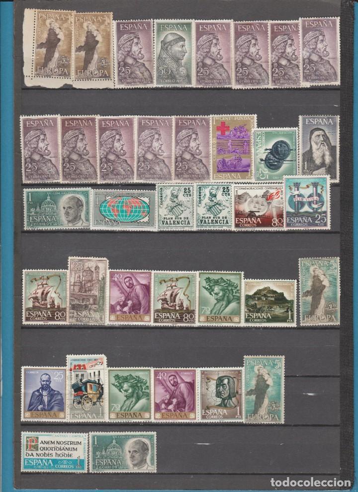 Sellos: ESPAÑA AÑOS 1960/1969. - Foto 3 - 261124725