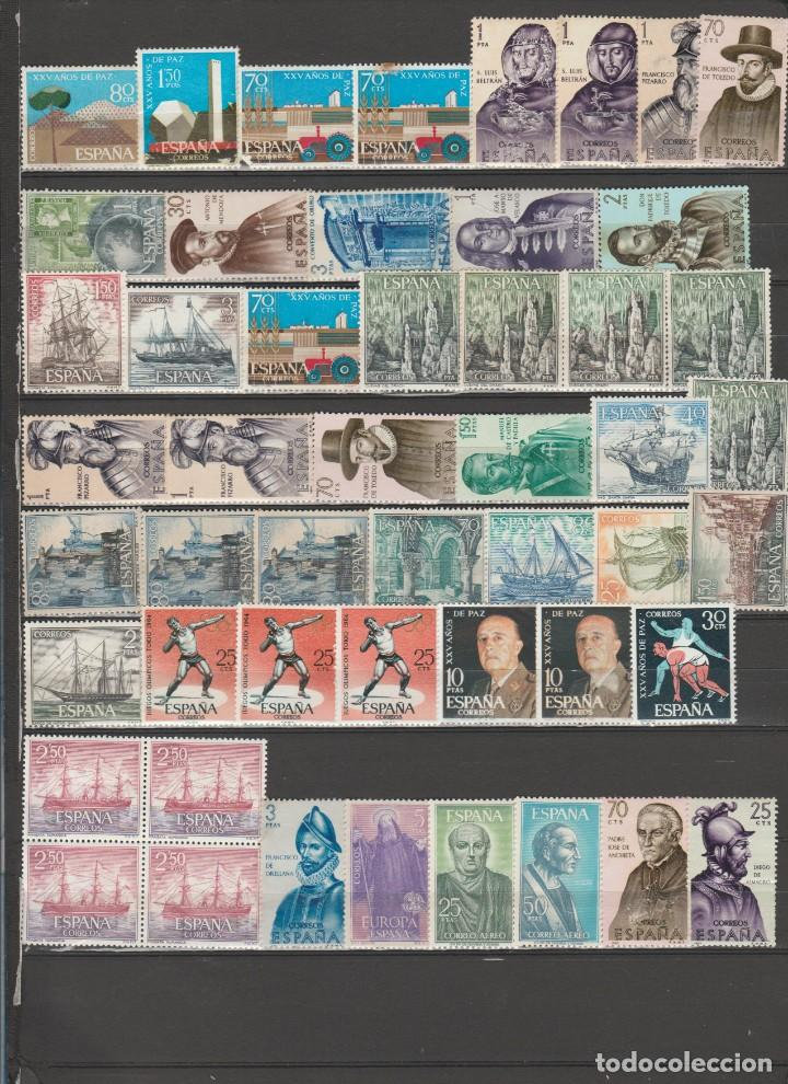 Sellos: ESPAÑA AÑOS 1960/1969. - Foto 4 - 261124725