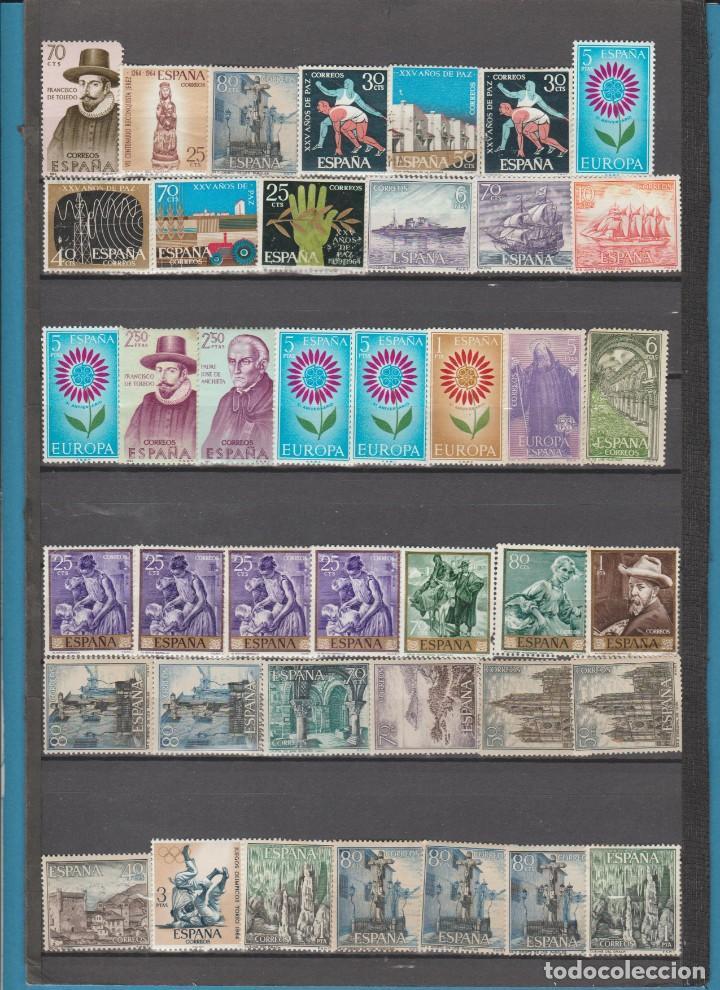 Sellos: ESPAÑA AÑOS 1960/1969. - Foto 5 - 261124725