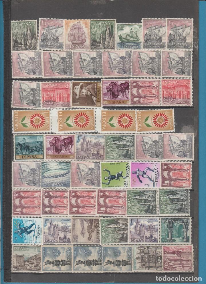 Sellos: ESPAÑA AÑOS 1960/1969. - Foto 6 - 261124725