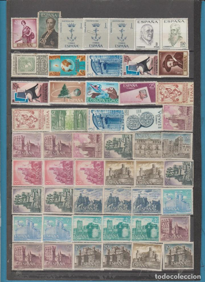 Sellos: ESPAÑA AÑOS 1960/1969. - Foto 7 - 261124725