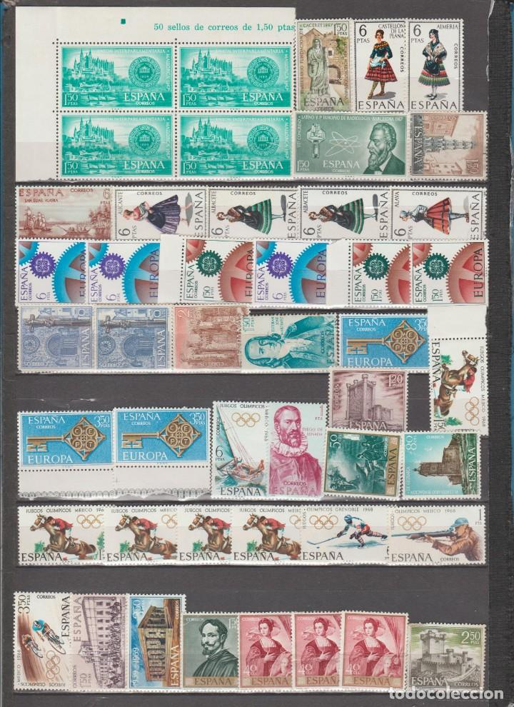 Sellos: ESPAÑA AÑOS 1960/1969. - Foto 8 - 261124725