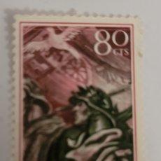 Sellos: SELLO DE ESPAÑA 1956. 20 ANIVERSARIO DE LA REVOLUCIÓN NACIONAL 80 CTS. NUEVO. Lote 261452105