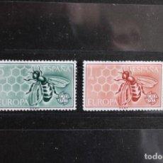 Selos: EDIFIL 1448/1449 NUEVOS CON GOMA ORIGINAL. Lote 262080905