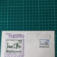 Sellos: LÉRIDA TURISMO LA SEO MATASELLO 1966 EDIFIL 1734 ALONSO FILATELIA COLISEVM. Lote 262670450