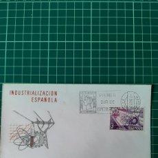 Sellos: 1975 ESPAÑA EDIFIL 2292 SFC 441 INDUSTRIALIZACIÓN MATASELLO FILATELIA COLISEVM. Lote 262671815