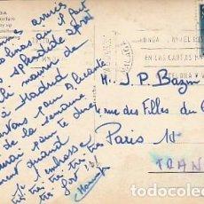 Sellos: ESPANA & CIRCULADO, MALAGA, SUBIDA A GIBRALFARO, PARIS FRANCIA 1965 (913). Lote 262961835