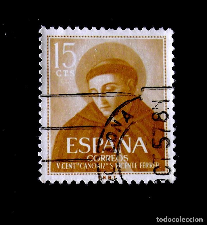 1183, SERIE EN USADO. (Sellos - España - II Centenario De 1.950 a 1.975 - Usados)
