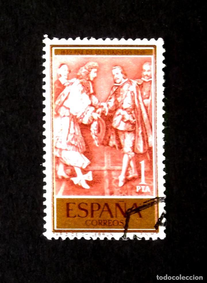 1249, SERIE EN USADO. (Sellos - España - II Centenario De 1.950 a 1.975 - Usados)