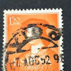 Sellos: EDIFIL 1109 1,50 PTAS USADO, FERNANDO EL CATOLICO, EL DE LA FOTO. Lote 263042185