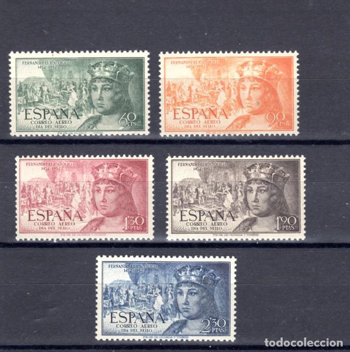 ED Nº1111/15** NUEVOS FERNANDO EL CATOLICO (Sellos - España - II Centenario De 1.950 a 1.975 - Nuevos)