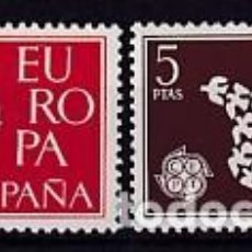 Sellos: ESPAÑA 1371/2 EUROPA CEPT. Lote 263764755