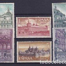 Sellos: ESPAÑA 1382/7 MONASTERIO ESCORIAL. Lote 263765270