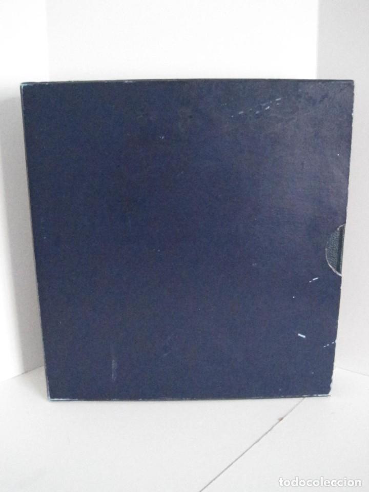 Sellos: ALBUM SELLOS DE ESPAÑA. PHILOS. 1949 - 1980. CORREOS. NO COMPLETA. SELLOS USADOS. FILATELIA. - Foto 6 - 267047899