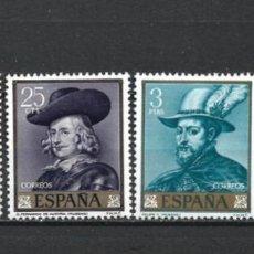 Sellos: ESPAÑA 1962 SERIE COMPLETA * MH - 2/32. Lote 267104869