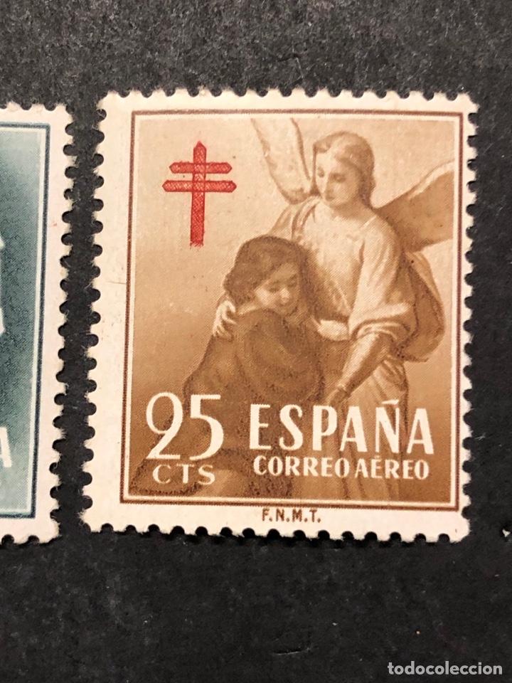 Sellos: Pro tuberculosos 1953 Cruz de Lorena - Foto 3 - 267641849