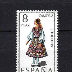 Selos: 1971 ESPAÑA EDIFIL 2017 TRAJES TÍPICOS REGIONALES ZAMORA MNH** NUEVO SIN FIJASELLOS. Lote 268258189