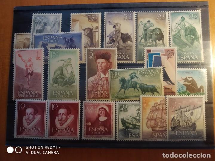 SELLOS PLIEGOS Y SERIES (Sellos - España - II Centenario De 1.950 a 1.975 - Nuevos)