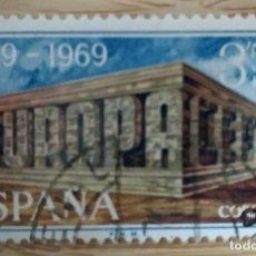 Sellos: 1969 ESPAÑA ED 1921 EUROPA EUROPA (CEPT). Lote 270377493