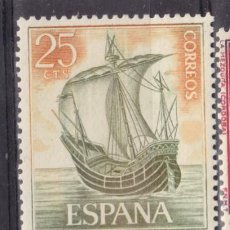 Sellos: FC3-51-MARINA ESPAÑOLA . CARRACA. VARIEDAD ** SIN FIJASELLOS. Lote 271655678