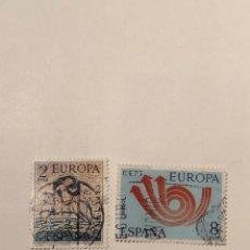 Sellos: SELLOS EUROPA 1973. EDIFIL. Lote 275970338