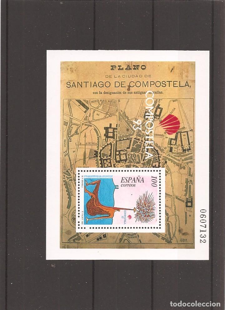 SELLOS DE ESPAÑA EXFILNA´93 HB NUEVA** Nº EDIFIL SH3258 (Sellos - España - II Centenario De 1.950 a 1.975 - Nuevos)