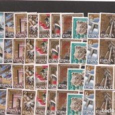 Sellos: SELLOS DE ESPAÑA AÑO 1961 XXV ANIVERSARIO ALZAMIENTO NACIONAL SELLOS NUEVOS** 4 SERIES NUEVAS**. Lote 276141528