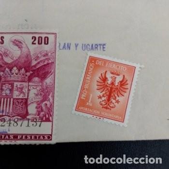 Sellos: Sellos fiscales sellados 4 de 300 ptas numeración correlativa 1 de 200 ptas + bono regalo 2 sellos - Foto 5 - 276187823