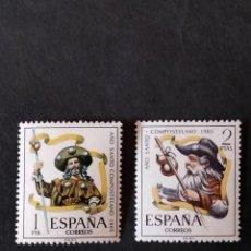 Sellos: SELLOS DE ESPAÑA EDIFIL 1672/73 *. Lote 276700618
