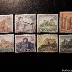 Sellos: ESPAÑA EDIFIL 1809/16 SERIE COMPLETA NUEVA *** 1967 CASTILLOS. PEDIDO MÍNIMO 3€. Lote 279485073