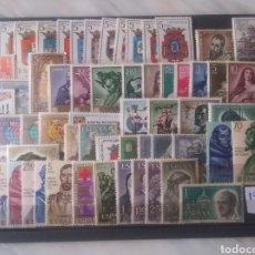 Sellos: ESPAÑA 1963 NUEVO AÑO COMPLETO.. Lote 284591718