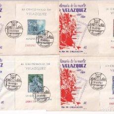 Sellos: SELLOS ESPAÑA OFERTA AÑO 1961 EDIFIL 1344/1347 SPD EN USADO VALOR DE CATALOGO 45 €. Lote 286418833