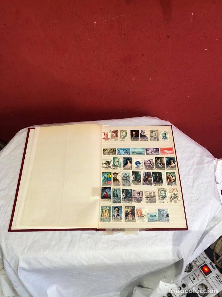 Sellos: Álbum de sellos antiguos - Foto 2 - 286831608