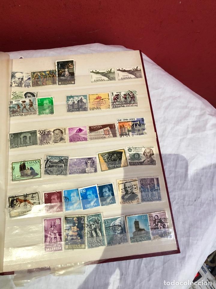 Sellos: Álbum de sellos antiguos - Foto 3 - 286831608