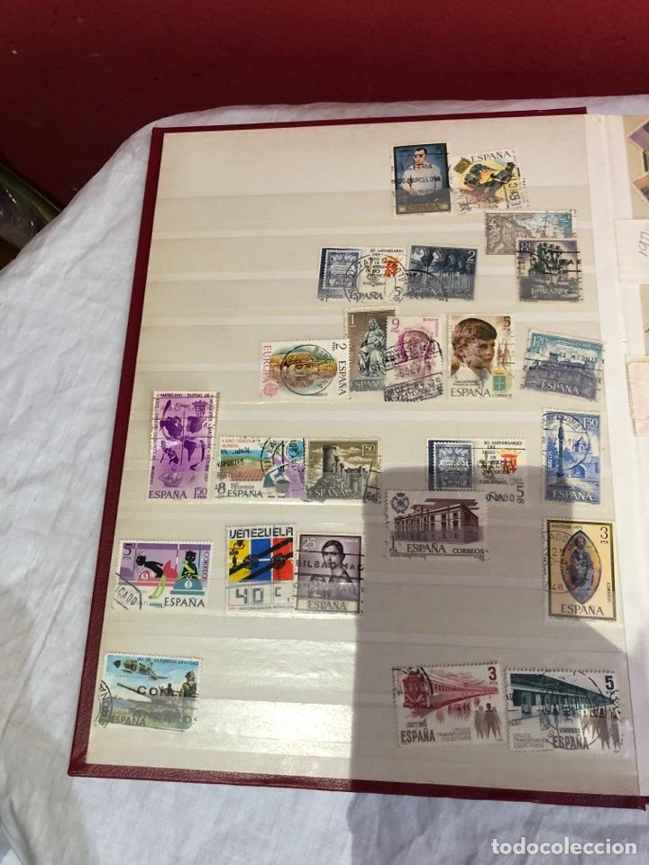 Sellos: Álbum de sellos antiguos - Foto 4 - 286831608