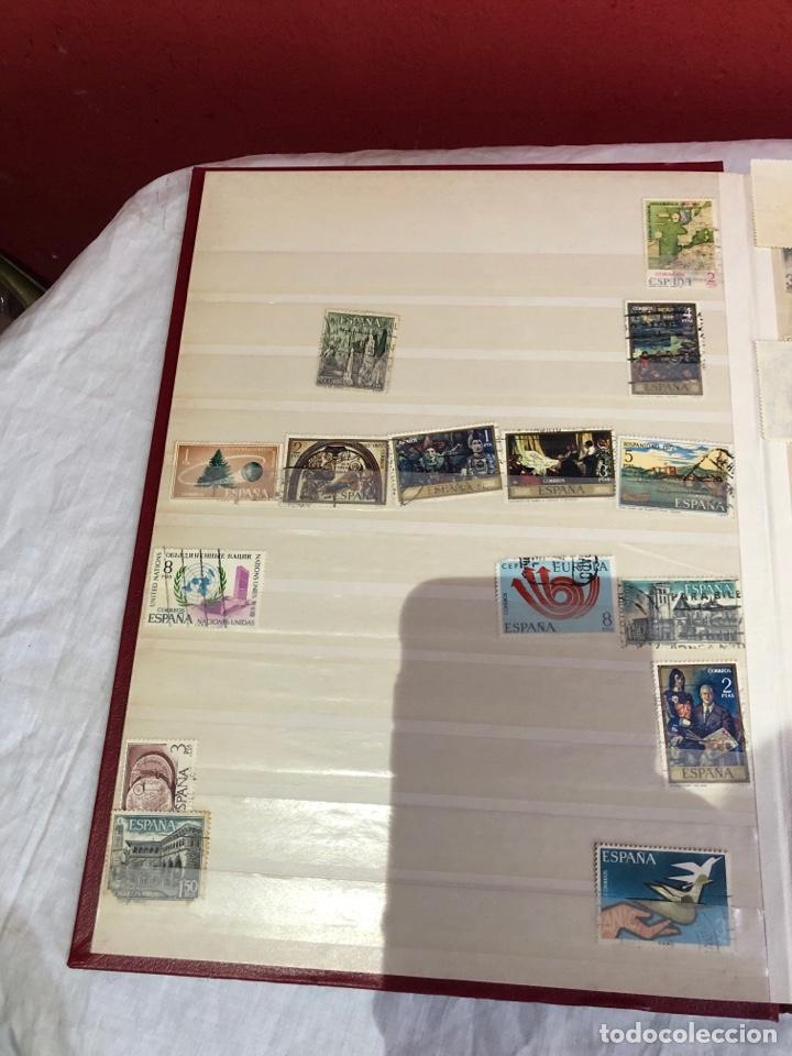 Sellos: Álbum de sellos antiguos - Foto 5 - 286831608