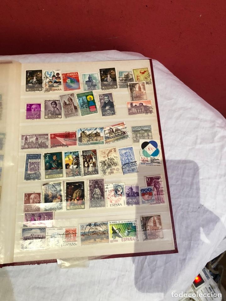 Sellos: Álbum de sellos antiguos - Foto 6 - 286831608