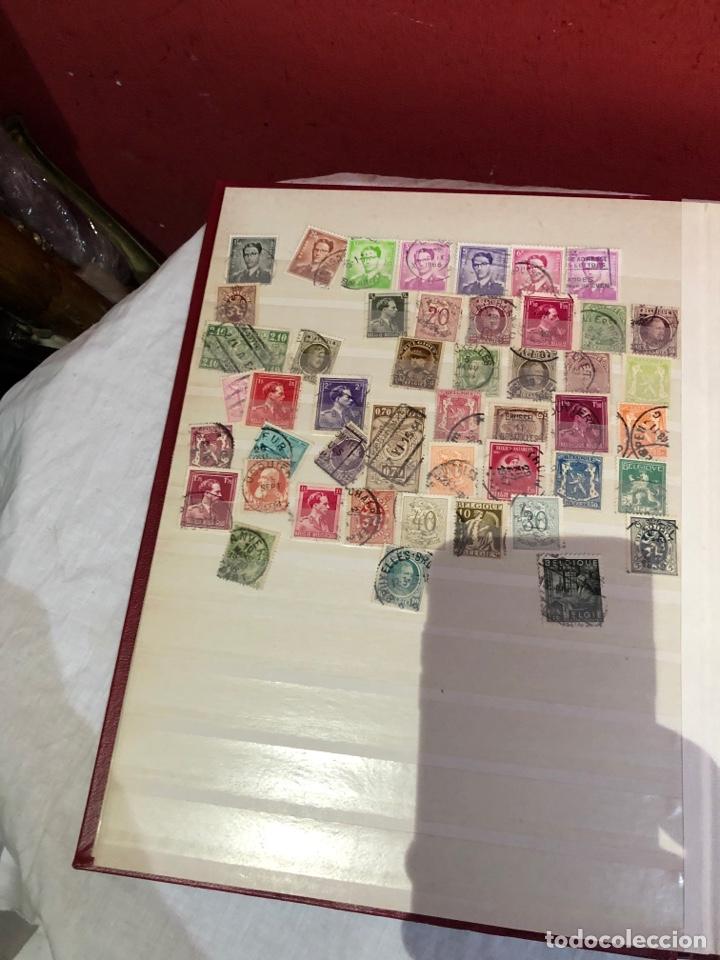 Sellos: Álbum de sellos antiguos - Foto 9 - 286831608