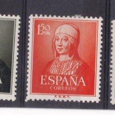 Selos: FC3-181- ISABEL CATÓLICA EDIFIL 1094/96 NUEVOS. Lote 287055028