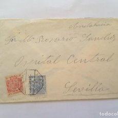 Sellos: CARTA ESPAÑA. Lote 287108253
