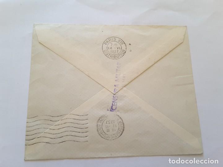 Sellos: Carta España - Foto 2 - 287108463