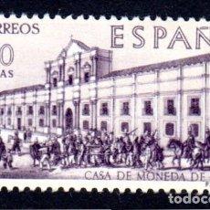 Sellos: EUROPA. ESPAÑA. FORJADORES DE AMÉRICA.1969. EDIFIL 1940. NUEVOS CON CHARNELA. Lote 288878038